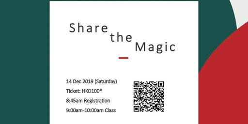 Share the Magic - Fundrasing for YAMA Foundation