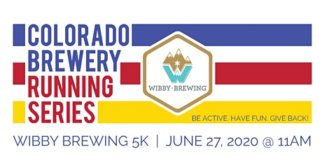 Beer Run - Wibby Brewing 5k | Colorado Brewery Running Series tickets