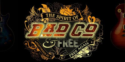 The Spirit of Bad Company & Free - Live at The Tivoli 2020