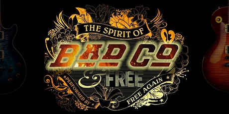 The Spirit of Bad Company & Free - Live at The Tivoli 2020 tickets