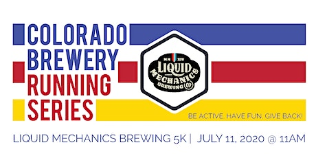 Beer Run - Liquid Mechanics Brewing 5k | Colorado Brewery Running Series tickets