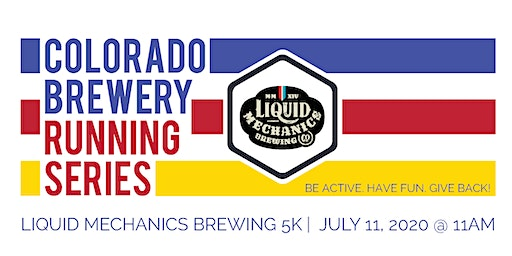 Beer Run - Liquid Mechanics Brewing 5k | Colorado Brewery Running Series