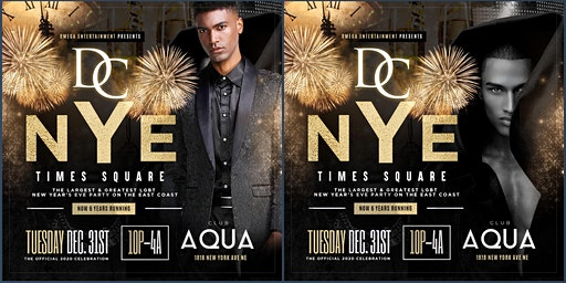 NEW YEAR'S EVE DC TIME SQUARE 6TH EDITION