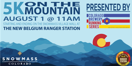 5k on the Mountain - NBB Ranger Station | Colorado Brewery Running Series tickets