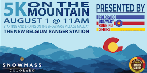 5k on the Mountain - NBB Ranger Station | Colorado Brewery Running Series