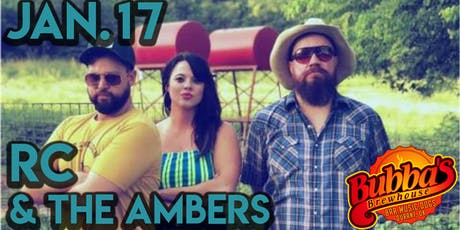 RC & the Ambers tickets