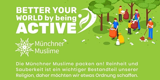 RAMADAMA von Muslimen für München