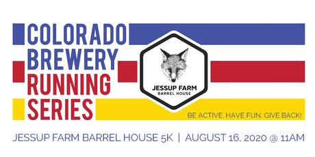 Beer Run - Jessup Farm Barrel House 5k | Colorado Brewery Running Series tickets