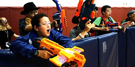 NERF Adventure Night Guard Up, Up & Away tickets