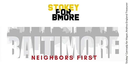 Neighbors First-Town Hall for Baltimore's Community Leaders