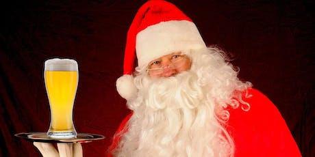 NYC Santa Midtown Pub Crawl 2019 only $15 tickets