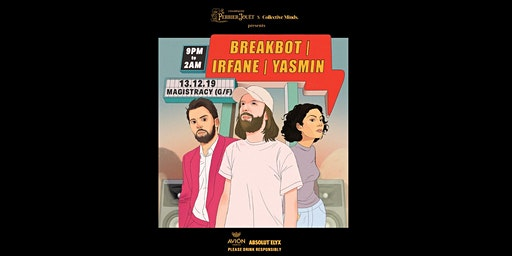 Breakbot & Irfane presented by Perrier Jouet x Collective Minds