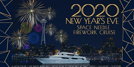 New Years Eve 2020 Fireworks Boat Cruise tickets