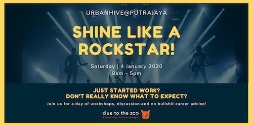 [FREE CAREER WORKSHOP] Shine Like A Rockstar: Let's Rock Your Career!