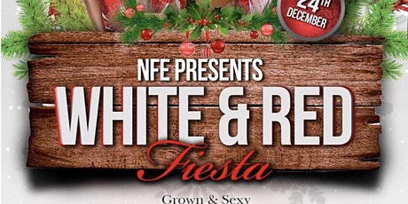 WHITE AND RED FIESTA (Reveillon de Noel) tickets