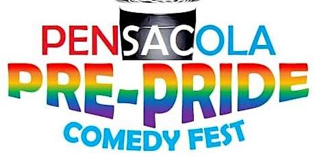 2nd Annual Pensacola Pre-Pride Comedy Fest tickets
