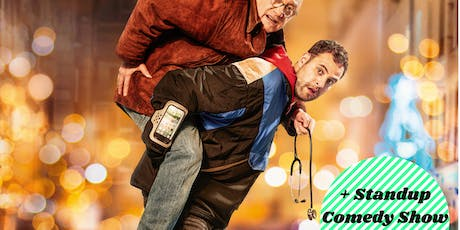 """Comedy Night: Movie """"Docteur?"""" + Standup Comedy Show in English tickets"""