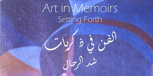 Art in Memoirs: Setting Forth Book Reading