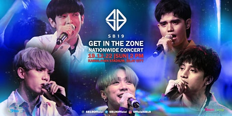 SB19: Get In The Zone in Negros tickets