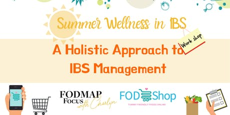 Summer Wellness in IBS: A Holistic Approach to IBS Management tickets