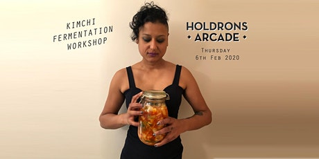 Make Your Own Kimchi at Holdron's Arcade in Peckham tickets