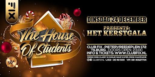 The house of students presents: Het kerstgala