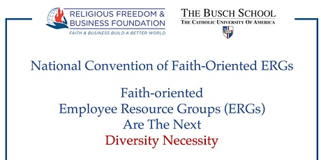 Employee Resource Group (ERG) Convention hosted by RFBF and CUA tickets