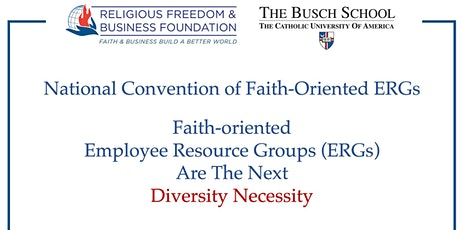 National Convention of Faith-Oriented ERGs tickets