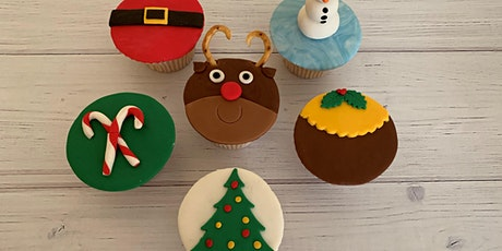 Christmas Cupcakes Decorating Class tickets