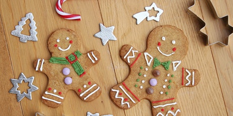 Copy of Gingerbread Gift Making aged 5+ tickets