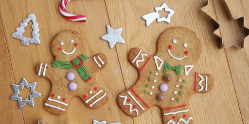 Copy of Gingerbread Gift Making aged 5+