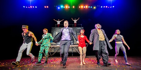 Family-Friendly New Year's Eve Variety Show tickets