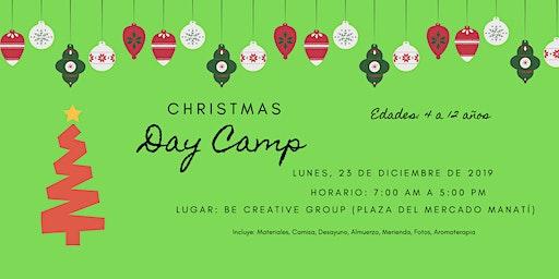 Christmas Day Camp