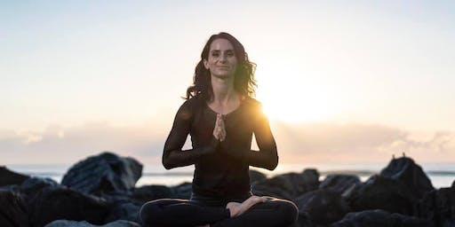 Yoga for Anxiety Workshop by Samantha Doyle