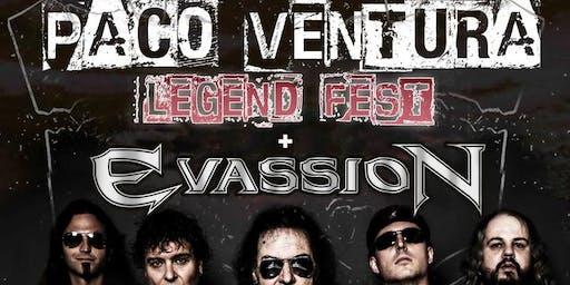 Paco Ventura + Evassion