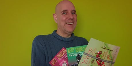 FREE CHILDREN'S BOOK EVENT - HOW WORM BECAME EVERYTHING By Christian Darkin tickets
