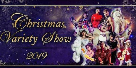 CAFE DE PARIS CHRISTMAS VARIETY SHOW SATURDAY 21ST DECEMBER & NIGHTCLUB tickets
