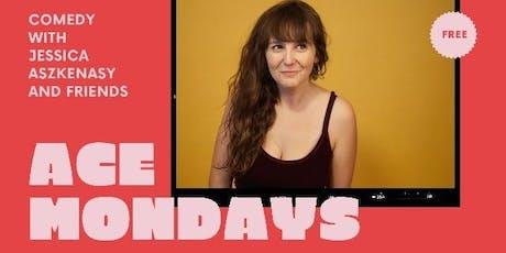 Ace Mondays Comedy tickets