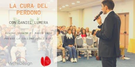 Seminario Esperienziale con Daniel Lumera :  La Cura del Perdono - 21 marzo biglietti