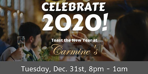 New Year's Eve Dinner/Party