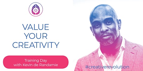 Value Your Creativity - met Kevin de Randamie tickets