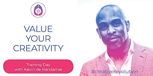 Value Your Creativity - met Kevin de Randamie