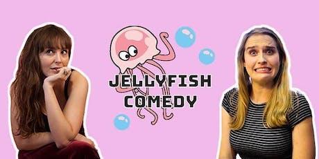 Jellyfish Comedy tickets