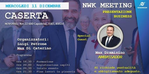 Presentazione Business Meeting