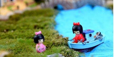 Japanese Miniture Garden tickets