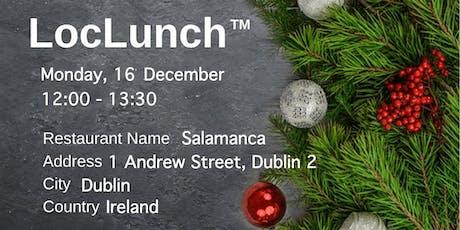 LocLunch Dublin Holiday Edition tickets