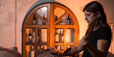 Wine Tasting w/ a Winemaker - Awaken your senses | Flavors in a Bottle bilhetes