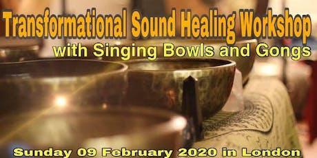Sound Healing Workshop tickets