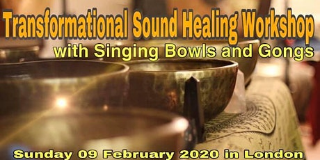 Sound Healing Workshop tickets