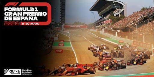 GP Formula 1 España 2020